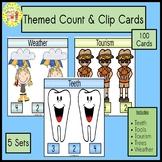 Themed Clip Cards