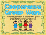 Themed Cooperative Group Projects for Primary Grades