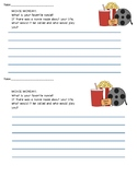 Daily Themed Bell-ringer Writing Prompts