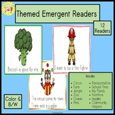 Themed Emergent Readers