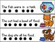 Themed Fluency Strips: Pet Shop