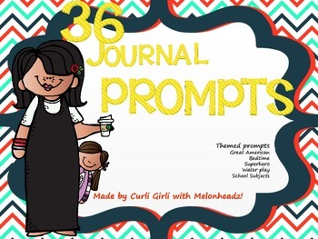 Themed Journal Prompts
