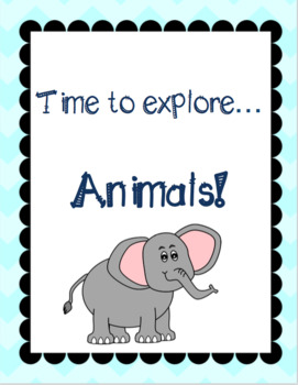 Themed Language Unit- Animals