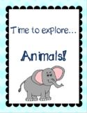 Themed Language Unit- Animals