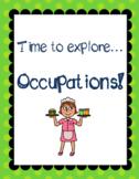 Themed Language Unit- Occupations