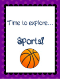 Themed Language Unit- Sports