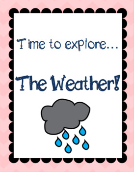 Themed Language Unit- The Weather