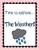 Themed Language Unit- The Weather