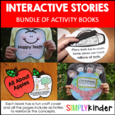 Interactive Stories with Craft Cover Bundle - Kindergarten, Preschool, First