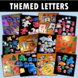 Themed Letters Bundle