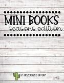 Mini Books- Seasons Edition