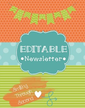 Themed Monthly/Weekly Newsletter