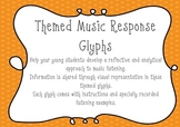 Themed Music Response Glyphs with 5 MP3 tracks!