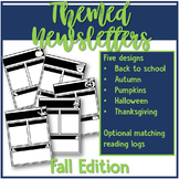 Themed Newsletters - Fall