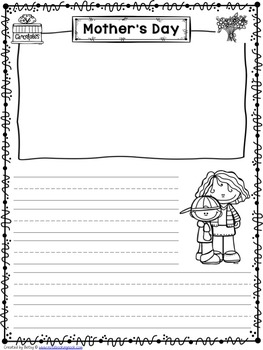 May Writing Pages