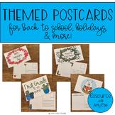 Themed Postcards - BUNDLE