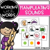 Manipulating Sounds Clip Cards
