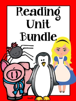 Themed Reading Units Bundle