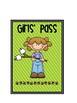 Themed Restroom Passes