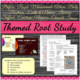 Themed Root Word Study Sets