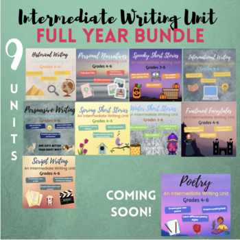 Themed Short Stories - GROWING BUNDLE