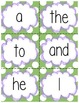 Themed Sight Word Cards