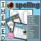 Themed Spelling Program