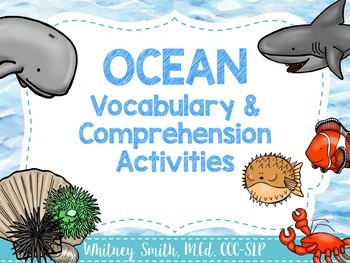 Themed Therapy: The Ocean