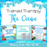 Themed Therapy Bundle: The Ocean