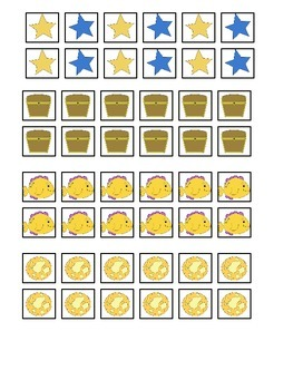 Themed Token Boards (Autism)