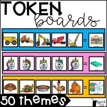 Themed Token Boards