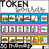 Themed Token Boards