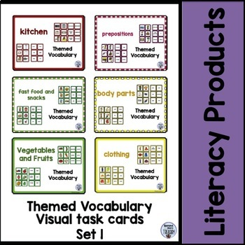 Themed Vocabulary bundle set 1