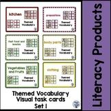 Themed Vocabulary bundle set 1