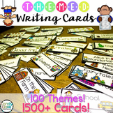Thematic Writing Center Activities for Kindergarten Mega Bundle