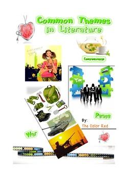 Themes: Common in Literature