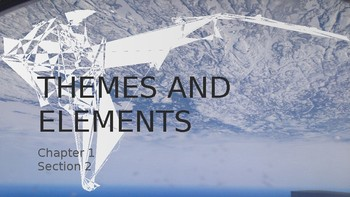 Themes & Elements of Geography