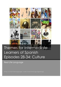 Themes for Intermediate Learners of Spanish: Culture