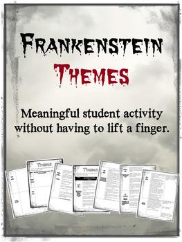 Themes in Frankesntein