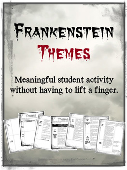 Themes in Frankenstein