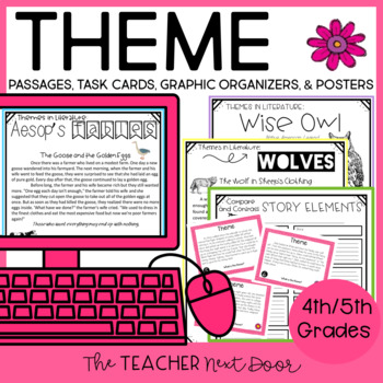Themes in Literature for 4th and 5th Grade