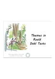 Themes in Roald Dahl Texts