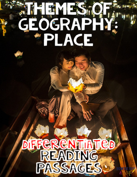 Themes of Geography: Place Nonfiction Differentiated Reading Texts