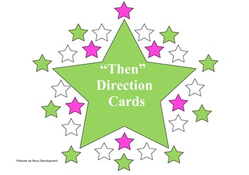 'Then' Direction Cards