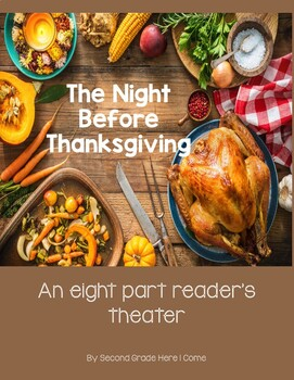 The Night Before Thanksgiving Reader's Theater