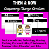 Then & Now: A Draw and Write Student Packet/Booklet