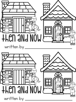 Then & Now Writing