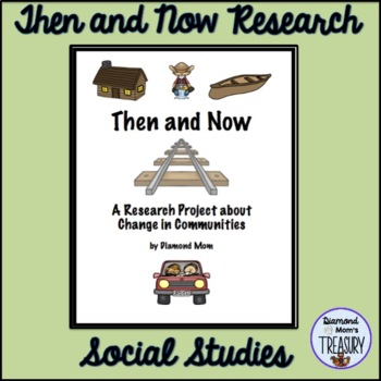 Then and Now: A Research Project