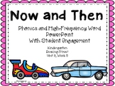 Then and Now, PowerPoint With Student Engagement