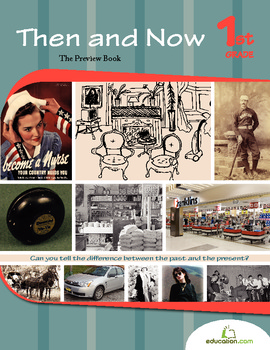 Then and Now Preview Book